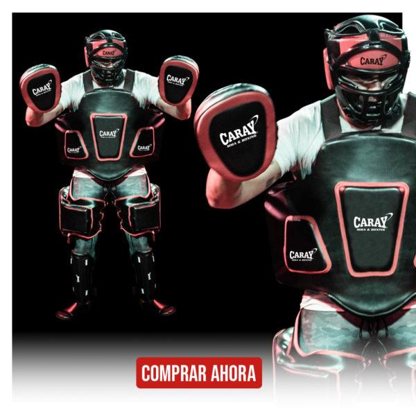 Kit de Entrenamiento Completo MMA